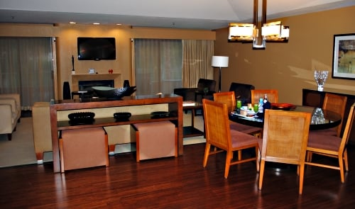 Chairman Agave Suite at the Westin Mission Hills in Rancho Mirage