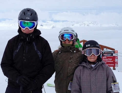 Skiing and Beyond with Kids in Whistler, British Columbia