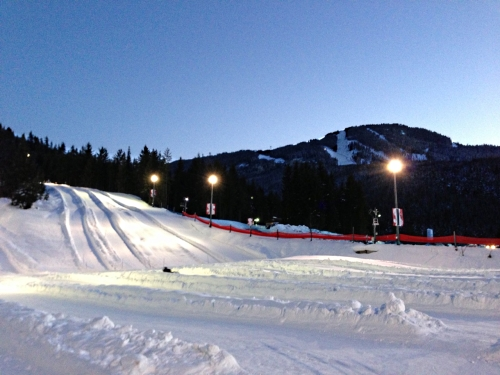 Skiing and Beyond with Kids in Whistler - Coca-Cola Tube Park
