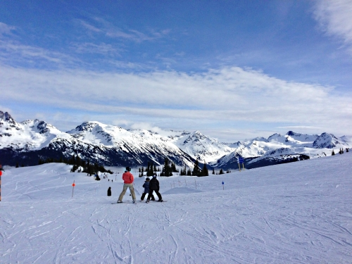 Skiing and Beyond with Kids in Whistler, British Columbia - Garibaldi Mountains