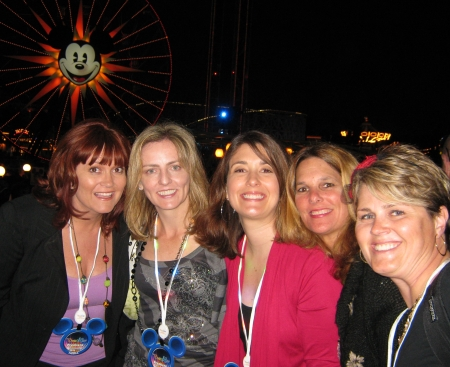 bloggers at disney's world of color premiere