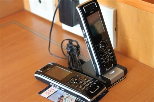 Disney Cruise Line wave phones