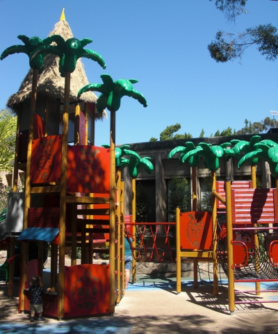 Discovery Playground in the Children's Zoo at the San Diego Zoo