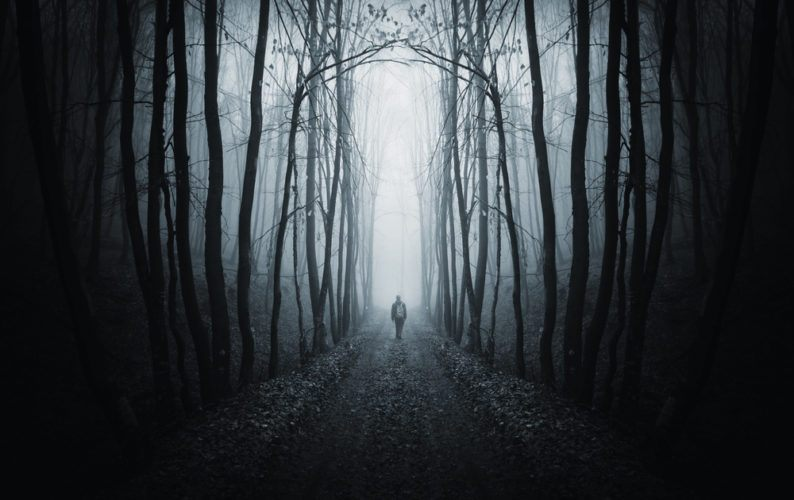Haunted Walking Tours in South Carolina