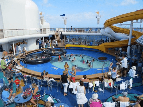 A Disney Cruise offers fun activities for the whole family