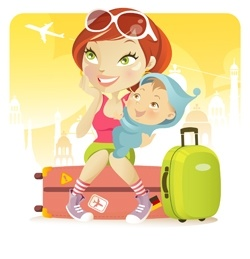 Packing Lists for Babies and Children and Beyond