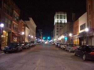 Ann Arbor Downtown
