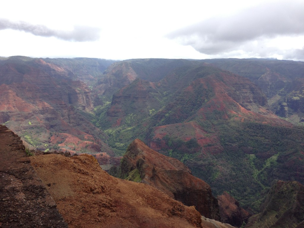 Waimea Canyon, The Grand Canyon of the Pacific
