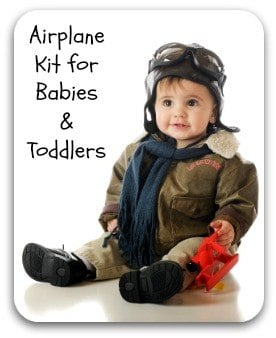 Airplane Kit for Babies and Toddlers - Photo by McIninch