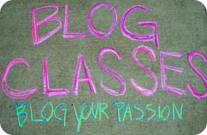 Blogging classes in San Diego