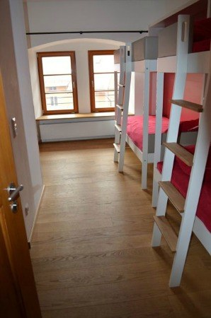 Nuremberg hostel room