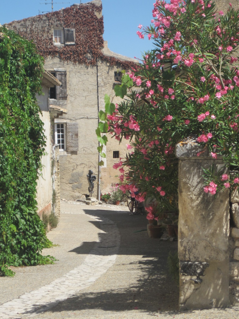 A summer afternoon in Provence