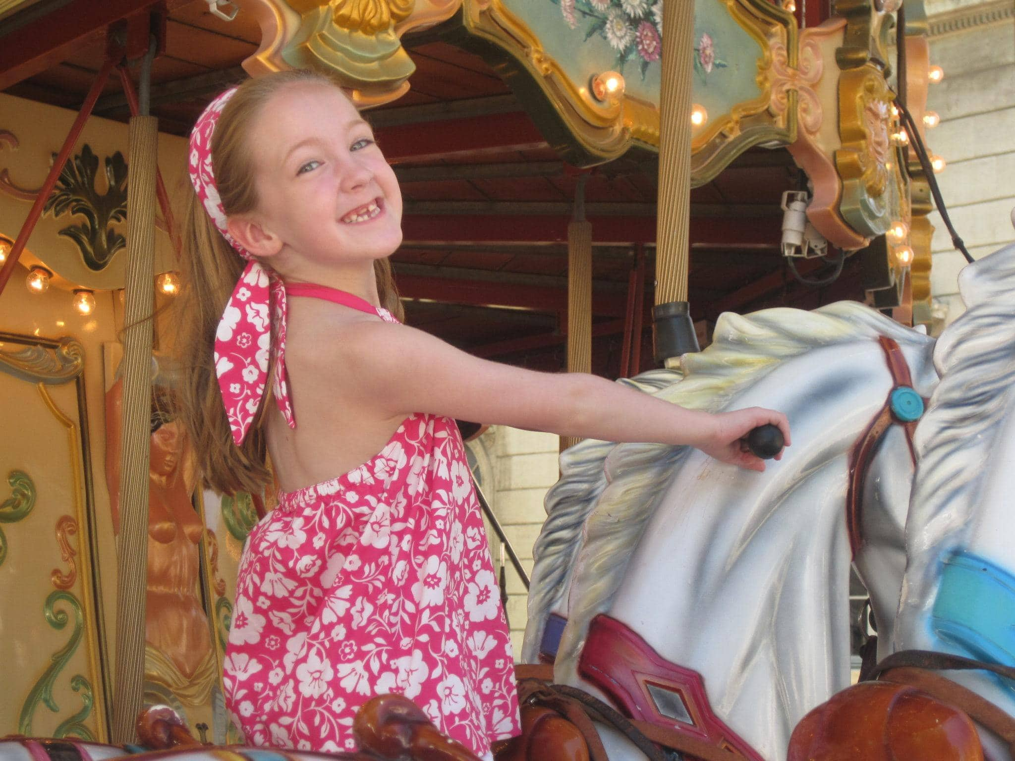 Carousel in Avignon