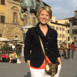 My travel idol, Samantha Brown