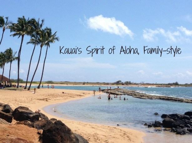 Kauai spirit of Aloha