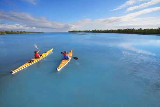 Kayaking Southwest Florida's canals