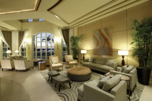 Westin at Cape Coral Resort and Marina Village Lobby