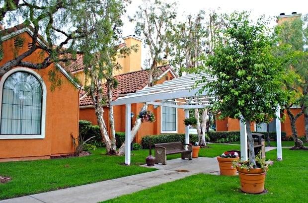 Residence Inn Anaheim exterior
