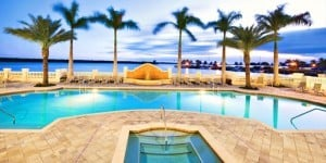 Pool at Westin at Cape Coral Resort