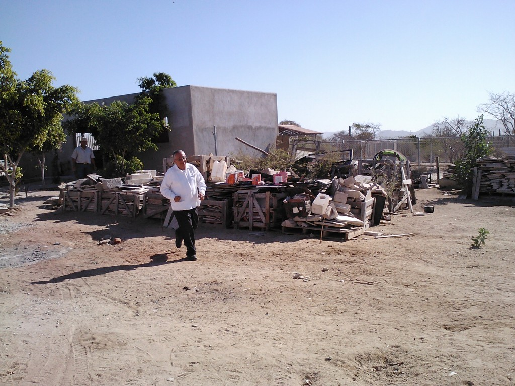 Battered women's shelter in Los Cabos, Mexico supported by the Solmar Foundation. Photo Credit: Gabe Miller