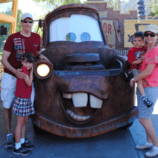 Dos and Dont's of Cars Land with Kids