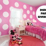 Disney Paint Giveaway – Bring the Magic of Disney into Your Home!