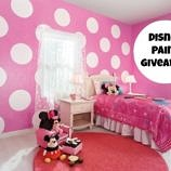 Disney Paint Giveaway