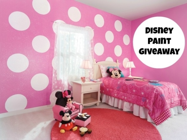disney paint giveaway bring the magic of disney into