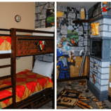 Legoland Hotel Room - Premium Kingdom Room