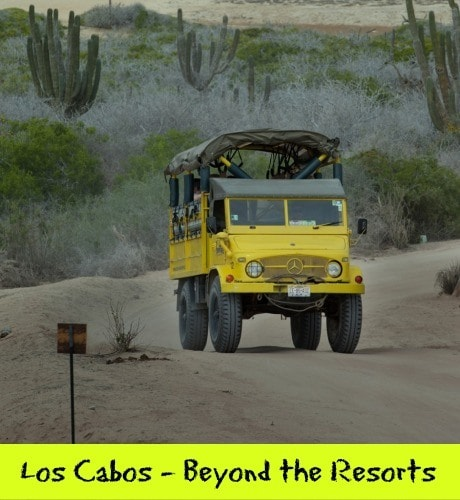 Los Cabos - Beyond the resorts (Photo credit: Grand Solmar Land's End Resort & Spa