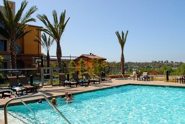 Residence Inn San Juan Capistrano pool
