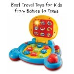 Best Travel Toys for Kids, from Babies to Teens