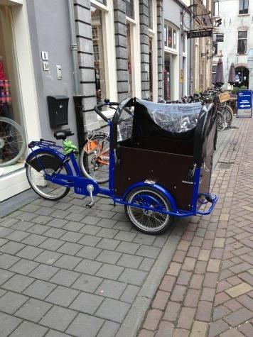 European cargo bike