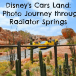 Disney's Cars Land – A Photo Journey through Radiator Springs