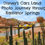 Disney's Cars Land Photos: A Photo Journey through Radiator Springs
