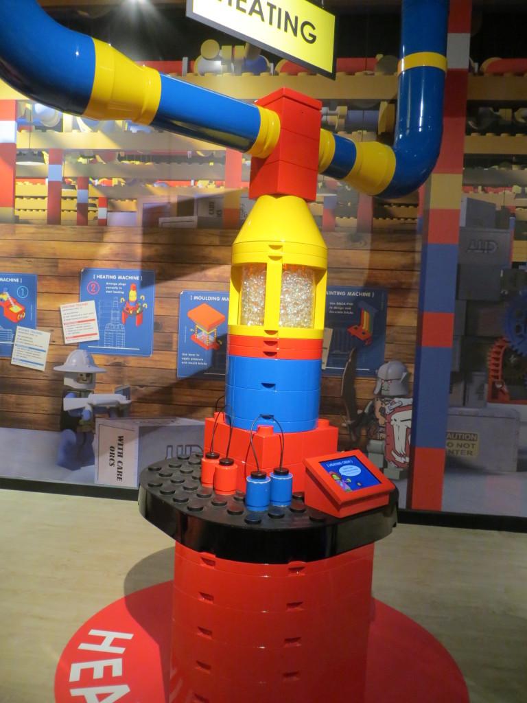 Factory Tour LEGOLAND Discovery Centre Toronto