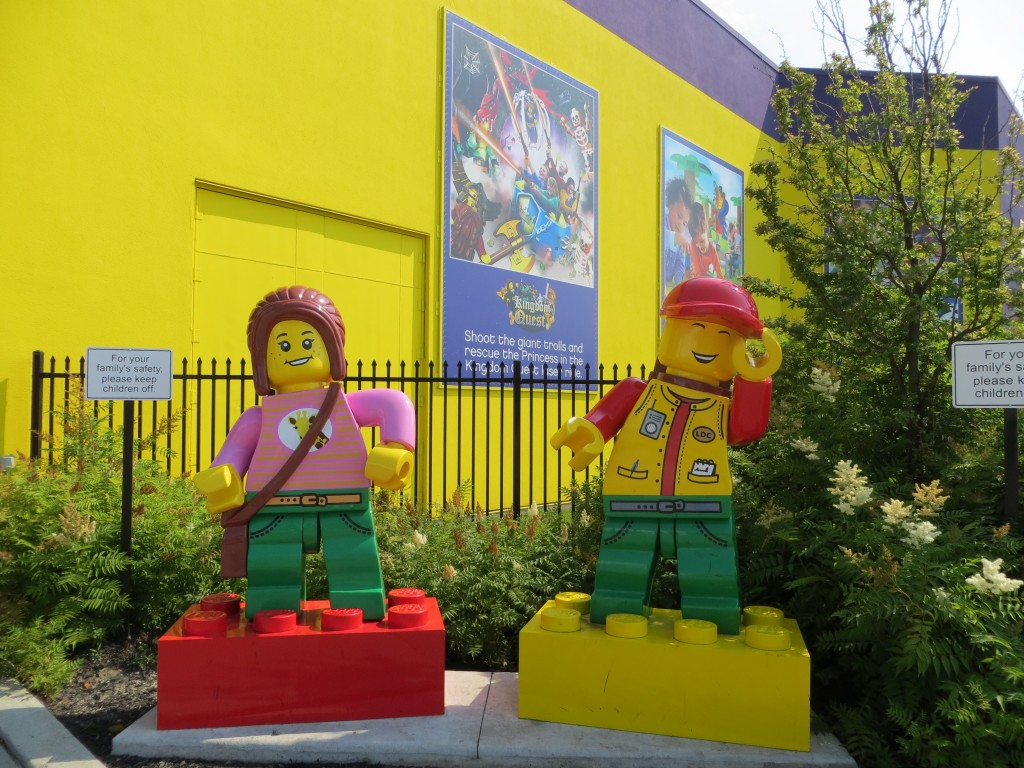 Building Fun at LEGOLAND Discovery Centre Toronto