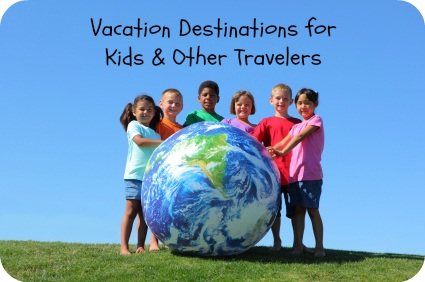 Vacation destinations for kids and other travelers! (Photo by Morgan Lane Studios)