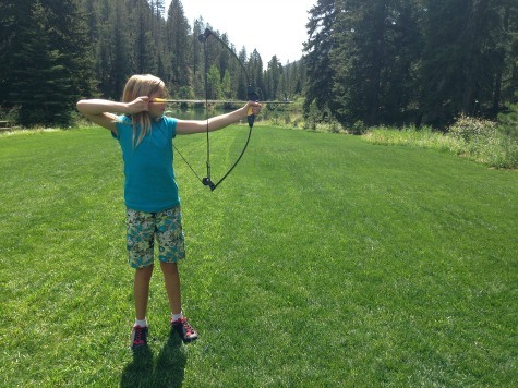 Archery at The Broadmoor's Ranch at Emerald Valley