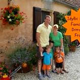 Le Chevrefeuille bed and breakfast for families Dordogne