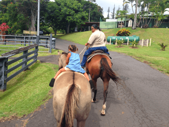 Travaasa Hana Trail Guide Jolyn and her niece