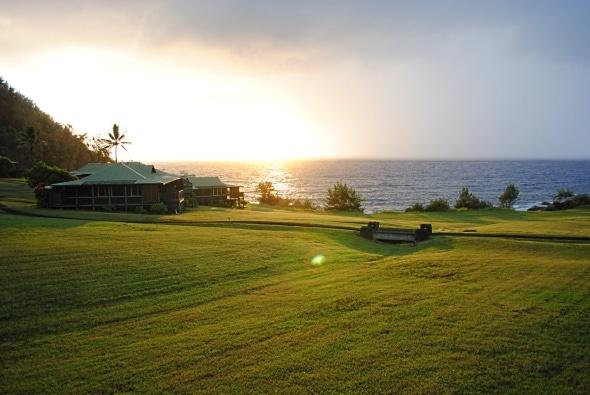 Cottage at Travaasa Hana Resort