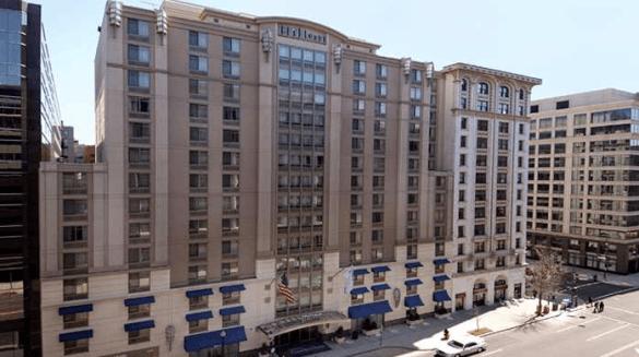 Hilton Garden Inn Washington Dc Downtown For Families