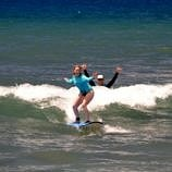 Urge the Travel Mama in your life to try something new on her next vacation...like surfing