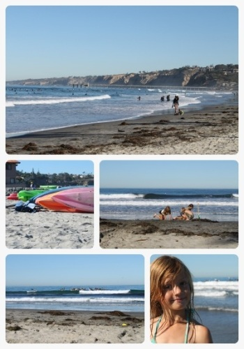 The beach is always free but you can save big on beach activities during Kids Free San Diego