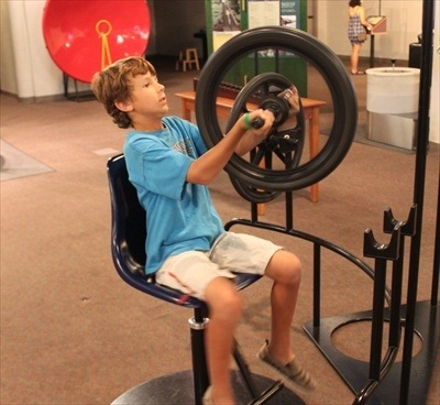 Learn by doing at San Diego's Reuben H. Fleet Science Center