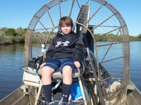 Florida Everglades Airboat tour