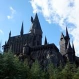 Universal Studios The Wizarding World of Harry Potter Hogwarts Castle