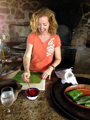 Cooking lesson in Cabo