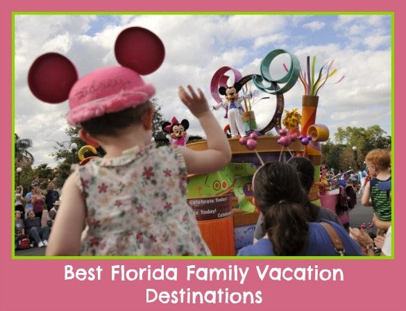 Best Florida family vacation destinations (Photo credit: Disney)